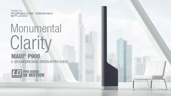 LD Systems MAUI® P900